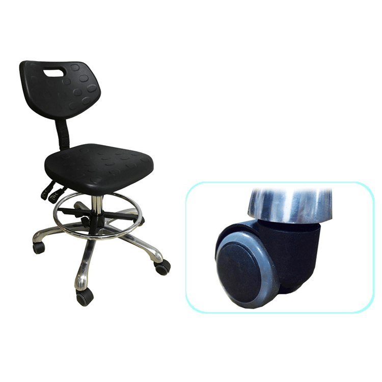 school pu BETA lab stools