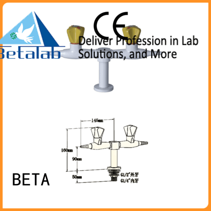 Lab fittings supplier benchtop brass laboratory fittings