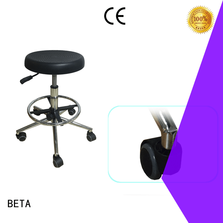 adjustment height stools BETA lab stools