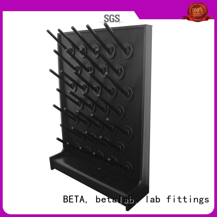 rack single BETA, betalab, lab fittings Brand lab sink