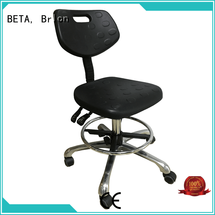 BETA, Brlon steel lab stools adjustment computer