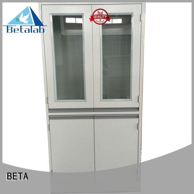 BETA Brand cabinet vessel Storage Cabinet safety shelves