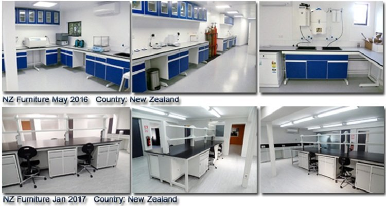 Custom laboratory furniture manufacturers full quality hframe BETA