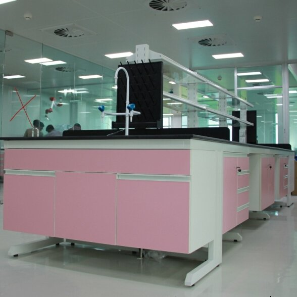 Lab Furniture C-Frame Laboratory Workbench