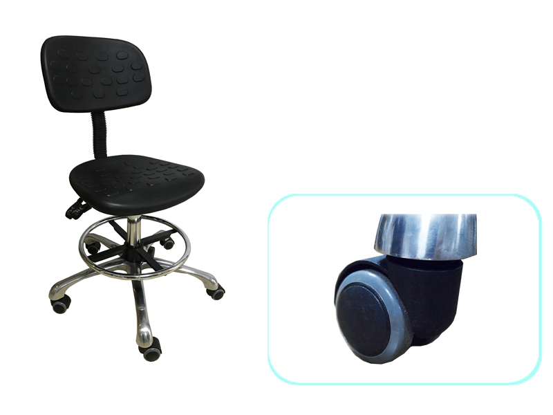 Custom lab stools stool chairs castors BETA