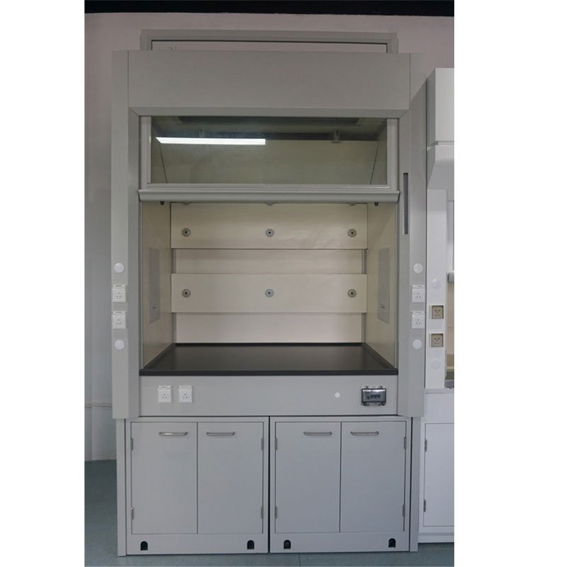 Hot lab fume hood hood Wood laboratory BETA Brand