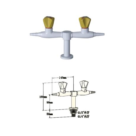 Laboratory Gas Cock Laboratory Air Valve