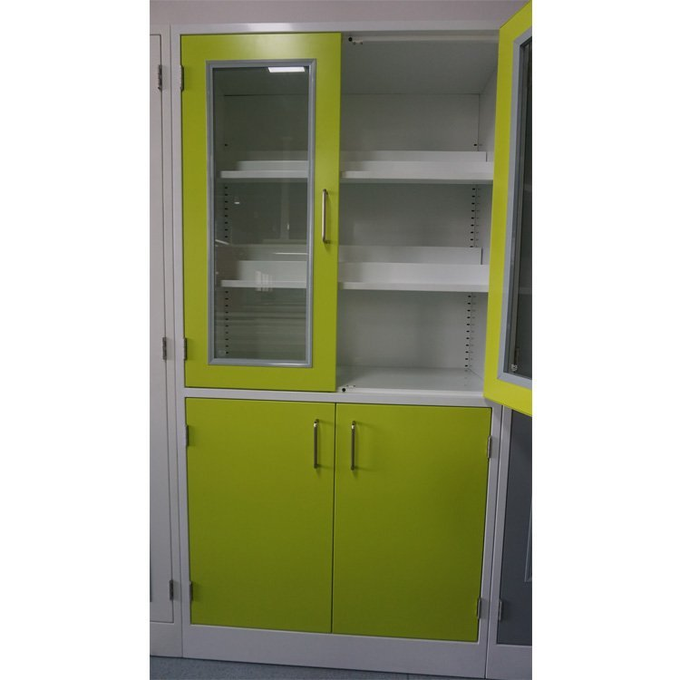 Chemical Laboratory Steel Storage Cabinet