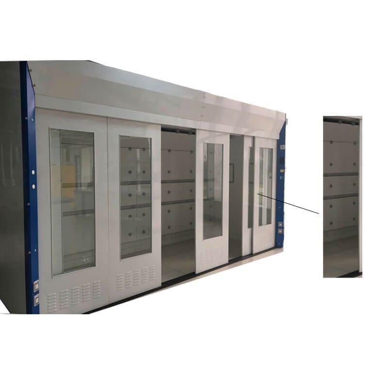lab fume hood cupboard Stainless Steel hood BETA