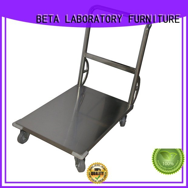 stainless trolley BETA trolley manufacturers