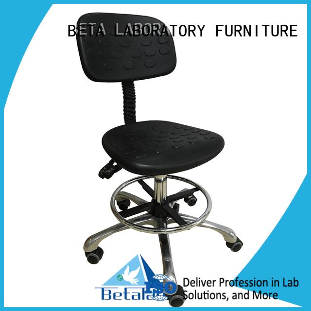 chairs armrest castors BETA lab stools