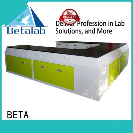 table stainlesssteell quality BETA laboratory furniture manufacturers
