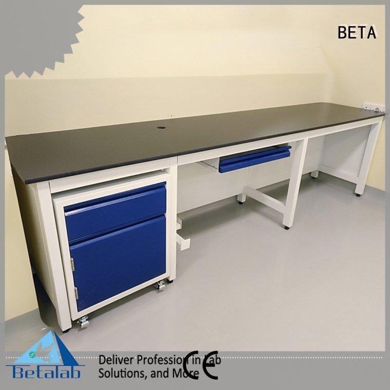 Wholesale cframe working laboratory furniture manufacturers BETA Brand
