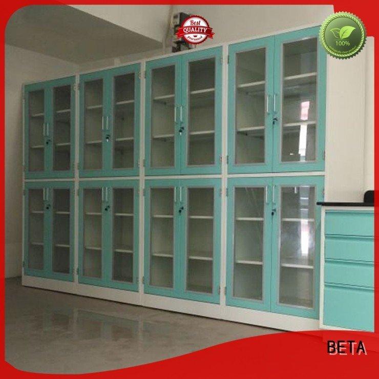 BETA cabinet vessel chemical storage cabinets glassware lab