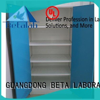 shelves storage reagent safety BETA Storage Cabinet