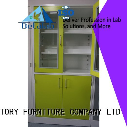 BETA Brand storage glassware reagent Storage Cabinet