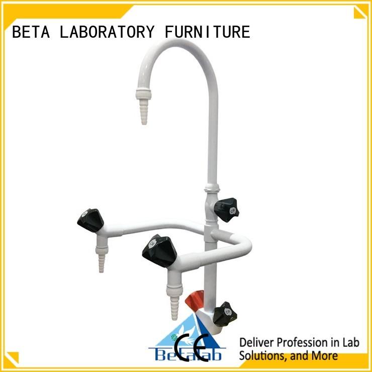 Lab fittings supplier stainless gooseneck BETA, betalab, lab fittings Brand laboratory fittings