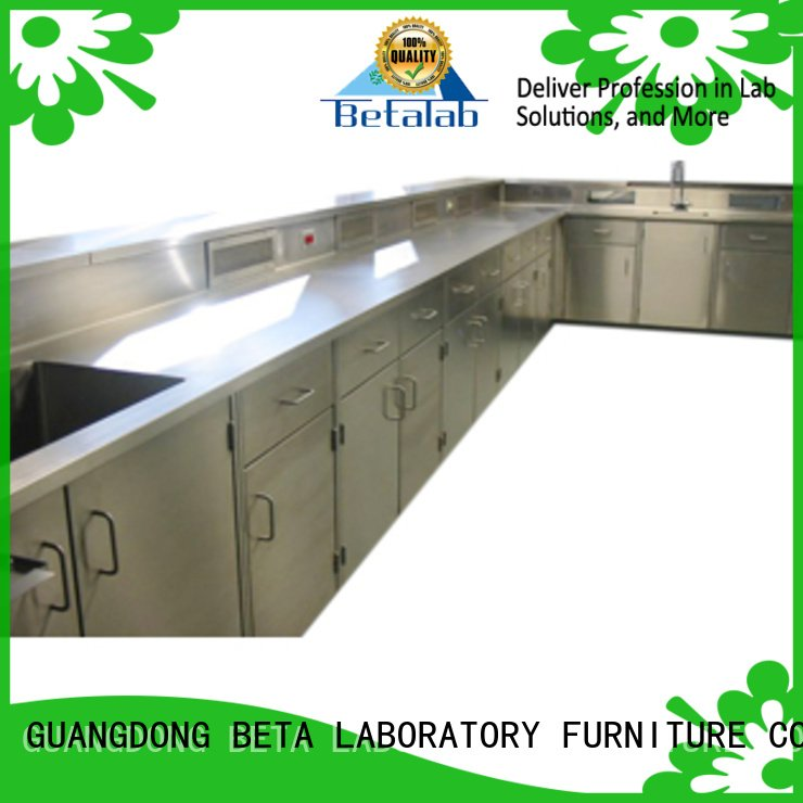laboratory furniture manufacturers floor cframe mount BETA
