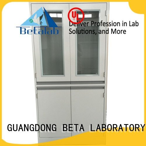 Storage Cabinet shelves lab BETA Brand