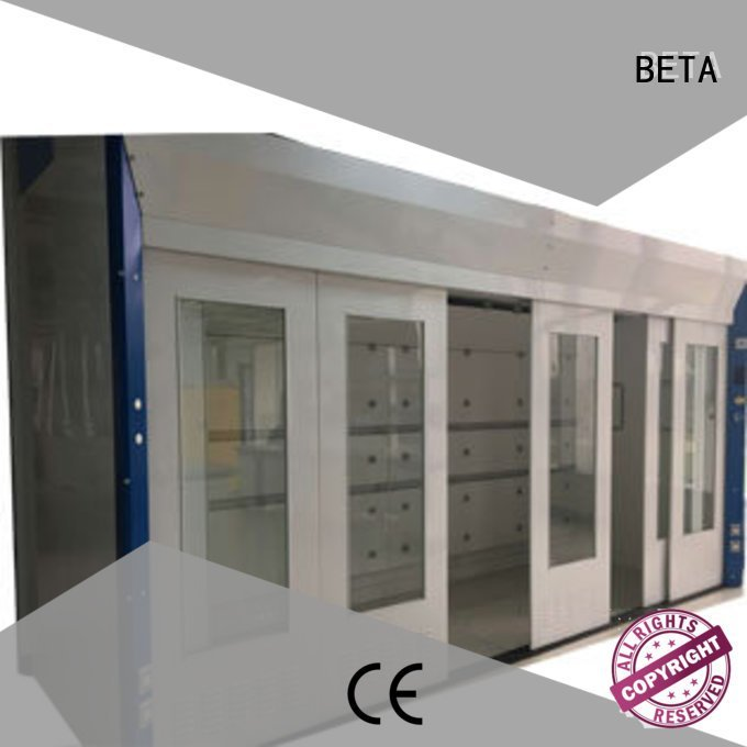 fume laboratory steel lab fume hood BETA