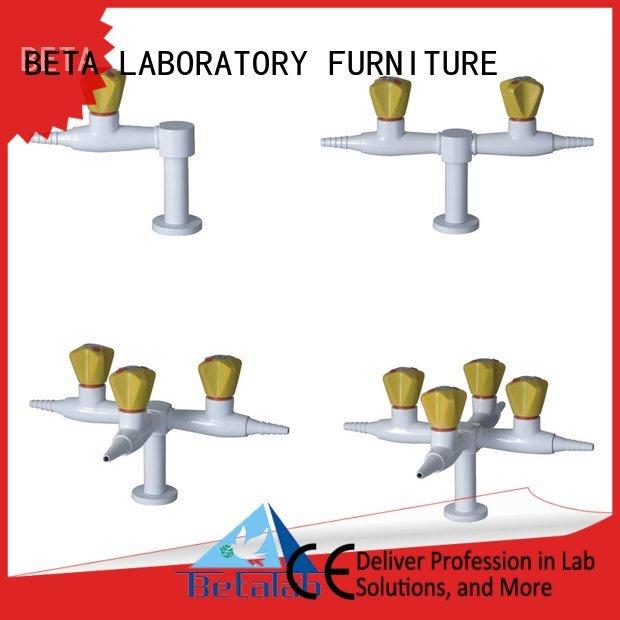 Lab fittings supplier rack laboratory OEM laboratory fittings BETA