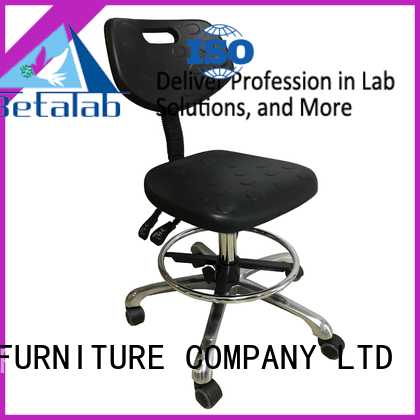 revolving stools school armrest lab chairs BETA, Brlon armrest lab