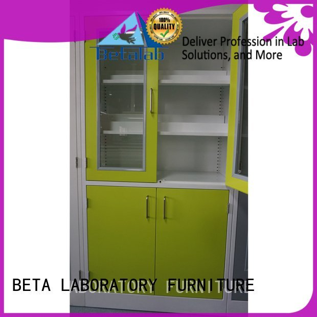 Quality Storage Cabinet BETA Brand glassware chemical storage cabinets