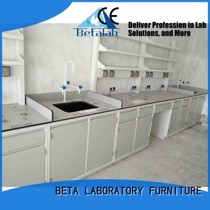 BETA Brand biochemistry working mount laboratory furniture manufacturers