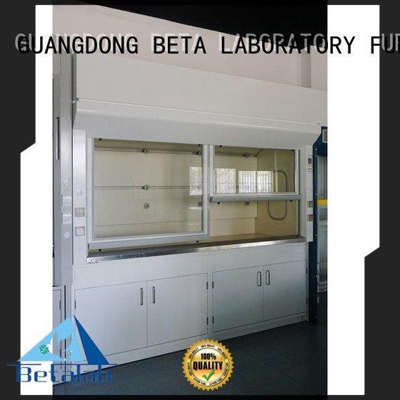 Quality lab fume hood BETA Brand C-Frame fume hood