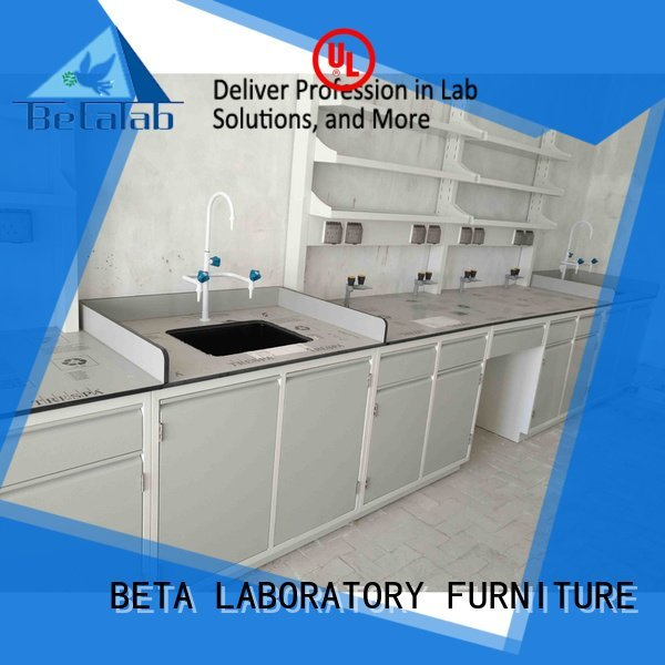BETA Brand working biochemistry lab laboratory furniture manufacturers
