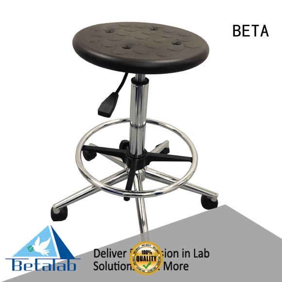 lab chairs castors customized lab stools
