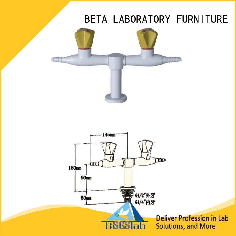 Lab fittings supplier valve lab cock single BETA