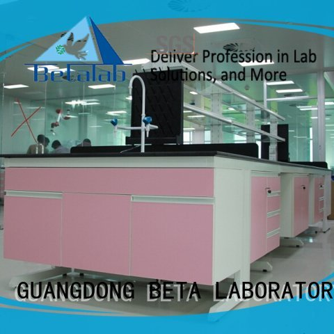 Hot laboratory furniture manufacturers hframe quality structure BETA Brand