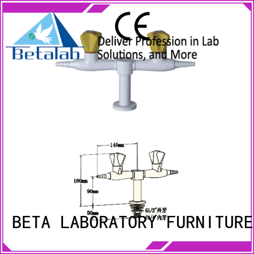 BETA, Brlon Lab fittings supplier brass cock tap faucet