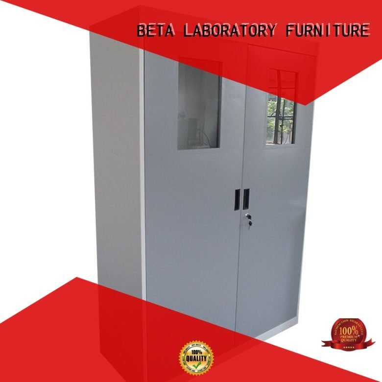 BETA, Brlon glassware safety Storage Cabinet