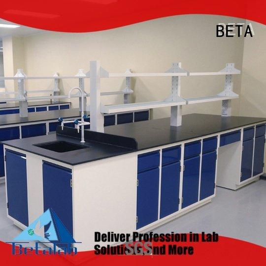 laboratory furniture manufacturers work BETA Brand laboratory furniture manufacturers
