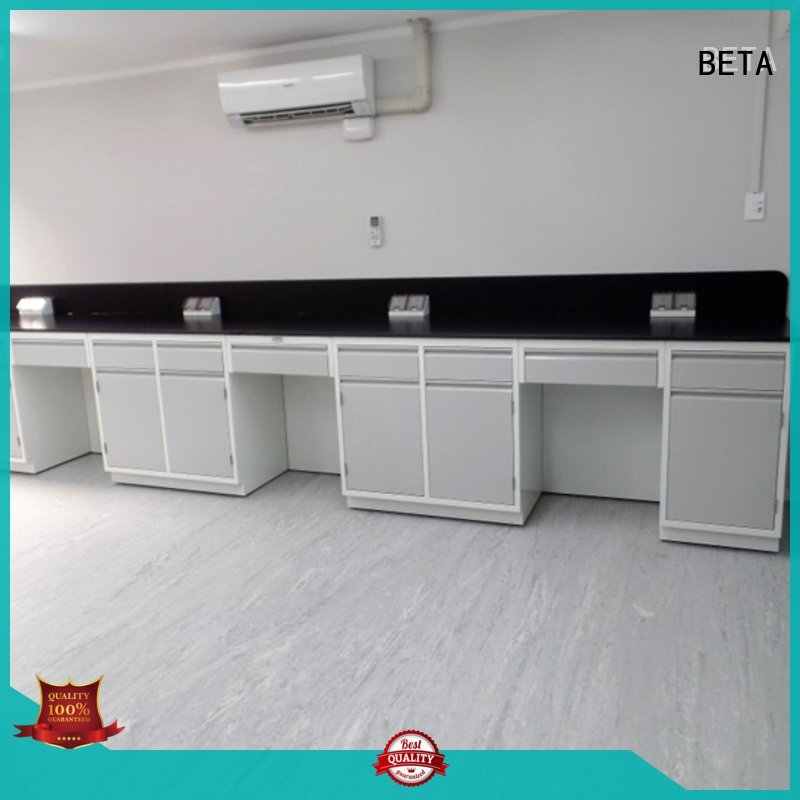 Hot laboratory furniture manufacturers work cabinets quality BETA Brand