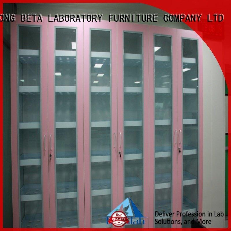 lab adjustable chemical storage cabinets shelves BETA, Brlon