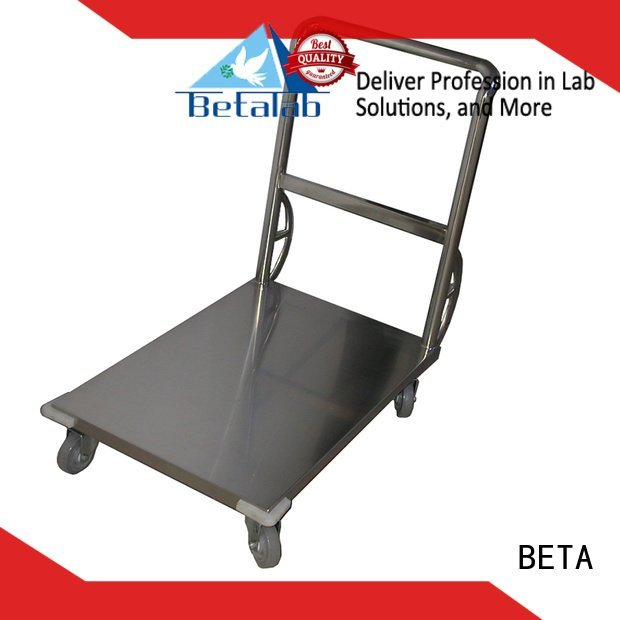 stainless steel trolley stainless steel BETA Brand