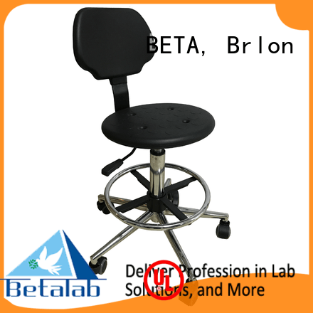 BETA, Brlon Brand school armrest lab stools adjustment stools
