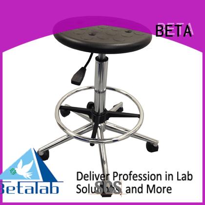 Quality lab chairs BETA Brand adjustable lab stools