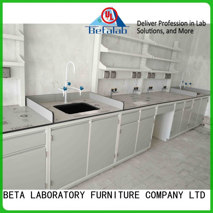 BETA Brand quality laboratory furniture manufacturers structure full