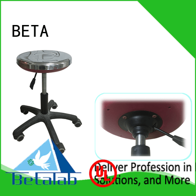 BETA lab chairs computer castors stools modern