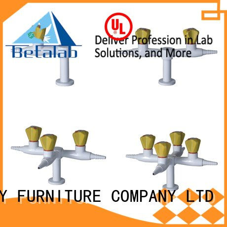 Lab fittings supplier angle single laboratory fittings BETA Warranty