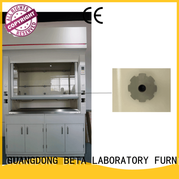 lab fume hood hood cupboard bench H-Frame BETA