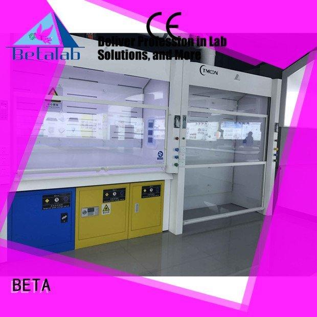 Custom laboratory fume hood steel lab fume hood