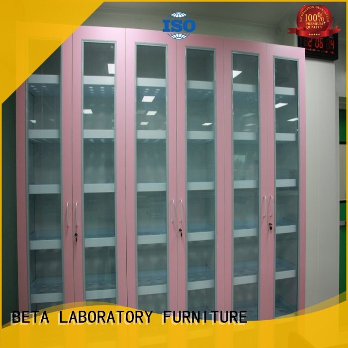 safety reagent glassware lab BETA chemical storage cabinets