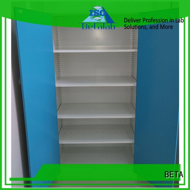 Custom chemical storage cabinets storage safety glassware BETA