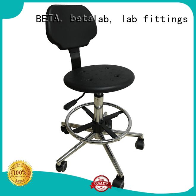 stool modern OEM lab chairs BETA, betalab, lab fittings