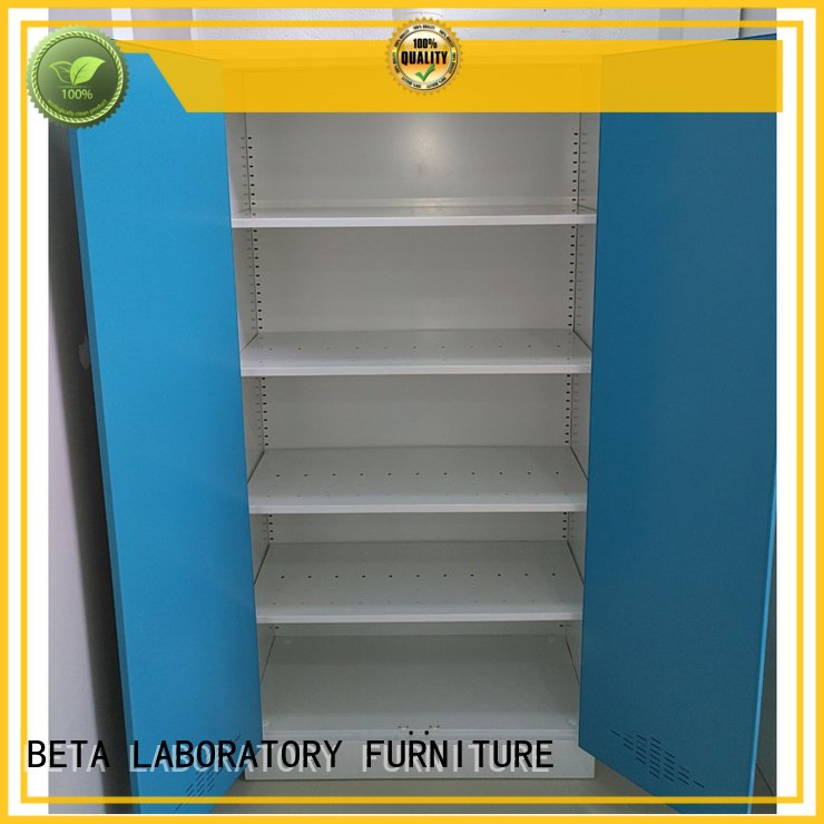 Storage Cabinet adjustable chemical storage cabinets lab